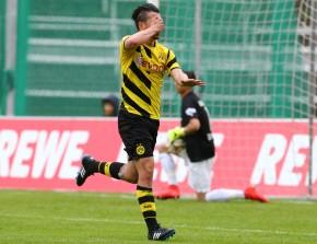 Julian Derstroff machte das wichtige 2-0