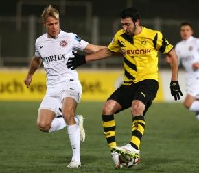 Nikolaos Ioannidis ist neu beim BVB