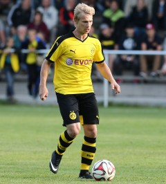 Aktivposten: Neuzugang Philipp Hanke