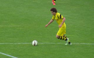 Machte ein starkes letztes Spiel für den BVB: Amini