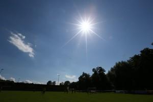 Sommer, Sonne, Testspielzeit