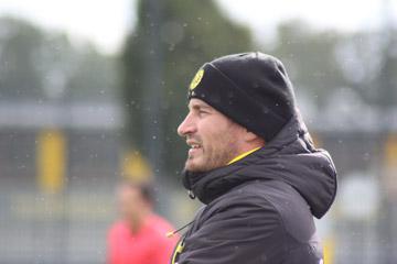 Trotzte Wind und Wetter: Jan Siewert