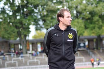 Trainer Jan Siewert