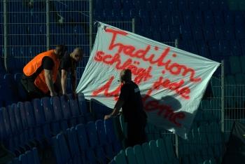 Kritik sieht man in Leipzig nicht so gerne
