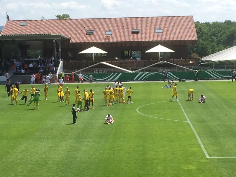 Der BVB ist Deutscher U17-Meister