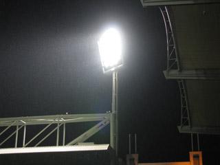 Letzter CL Abend im Stade Gerland: Bald gehen hier die Lichter aus