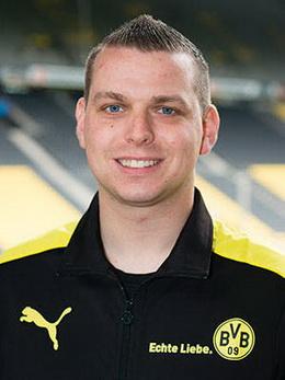 Daniel Lörcher (Quelle: bvb.de)