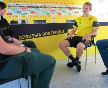 Matze Ginter im Interview mit sg.de