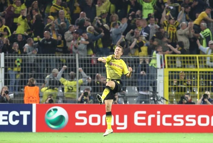 Perisic jubelt über sein Tor gegen Arsenal