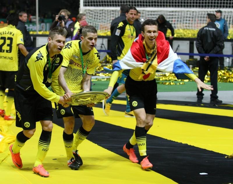Cup winners 2012