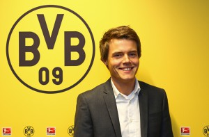 Tobias Westerfellhaus (Vorstand Organisation)