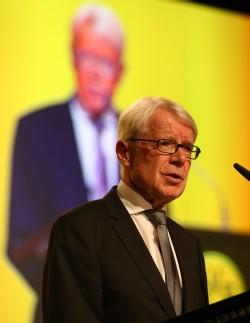 BVB-Vorsitzender Reinhard Rauball