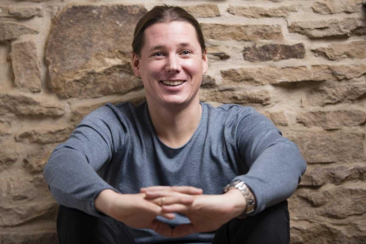 Sportpsychologe Michele Ufer