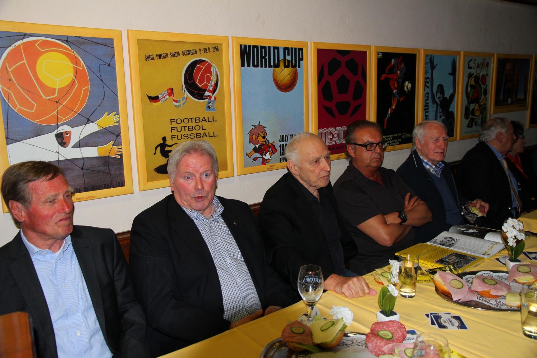 Die Mannschaft im Jahre 2016