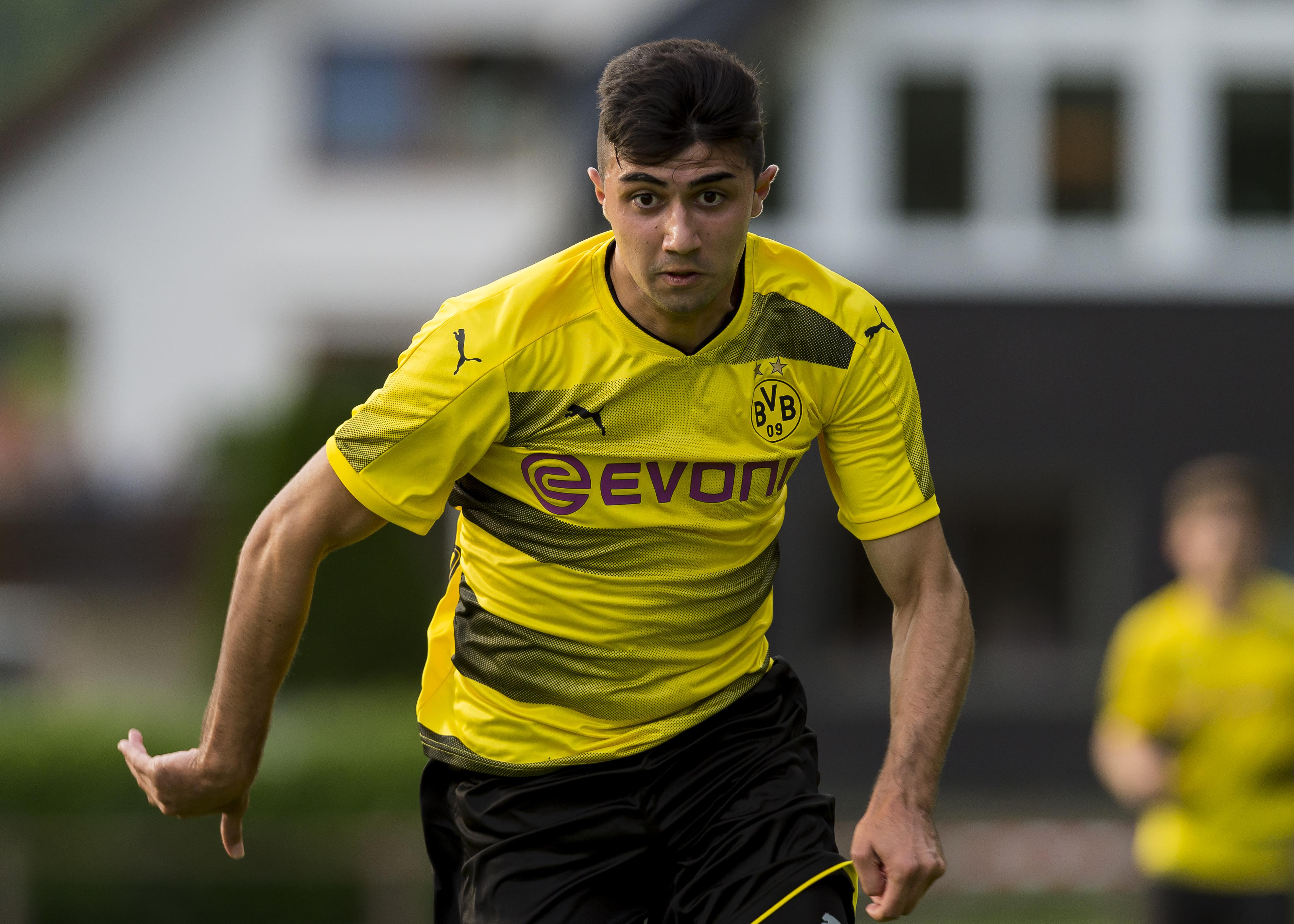 Beyhan Ametov hat sein Ziel fest im Blick