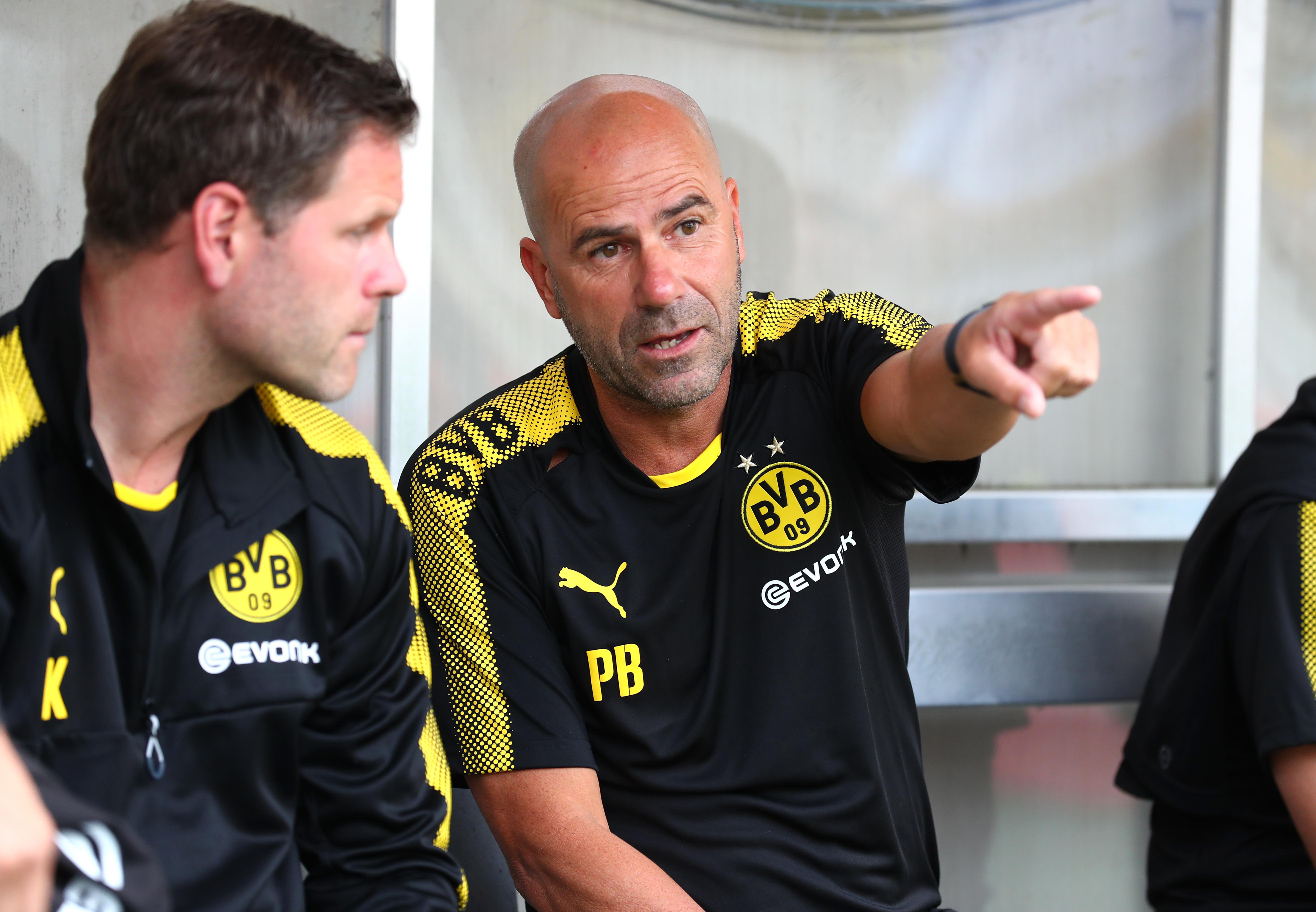 Gibt in Dortmund künftig die Richtung vor: Peter Bosz.