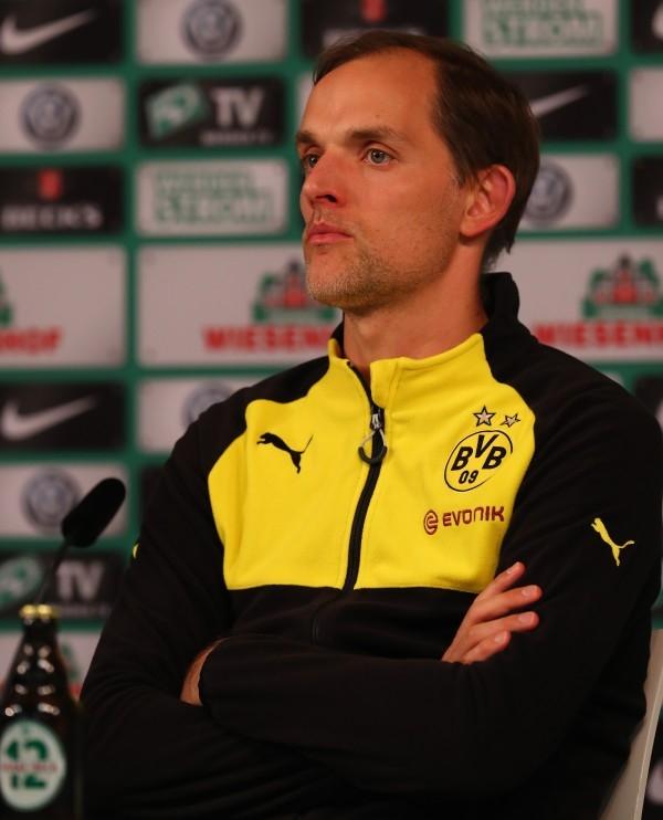 Thomas Tuchel verfolgt seinen Weg - aber ist es der richtige Weg für Borussia Dortmund?