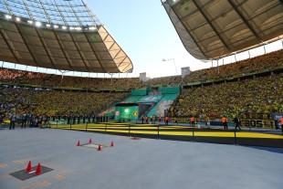 Bestes Fußballwetter in Berlin