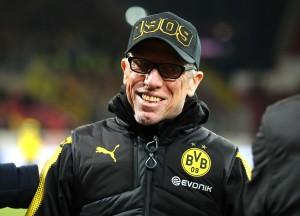 Peter Stöger stabilisierte die Defensive