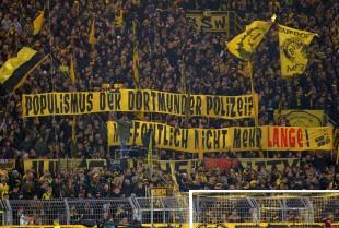 Grüße an Dortmunds Polizeipräsidenten