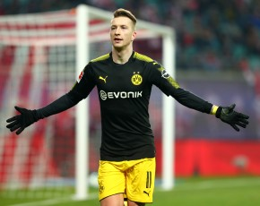 Marco Reus verlängerte seinen Vertrag beim BVB