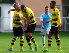 Patrick Pflücke erzielte das 1-0