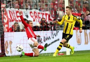 Marco Reus sorgte für die Führung