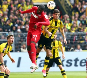 Anthony Modeste gegen Christian Pulisic