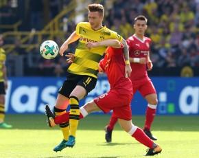 Marco Reus gab sein Comeback