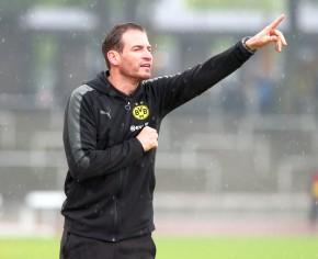 Jan Siewert zog nach Abpfiff ein positives Fazit