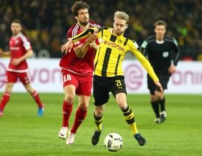 André Schürrle wurde eingewechselt, konnte dem Spiel aber auch keine Impulse geben