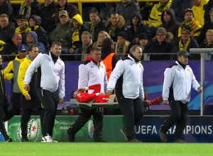 Zu allem Überfluss musste Roman Bürki verletzt raus