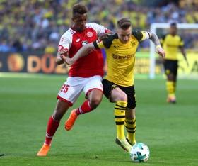 Schwerer Stand: Marco Reus
