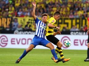 Niklas Stark gegen Maximilian Philipp