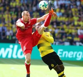 Holger Badstuber gegen Michy Batshuayi