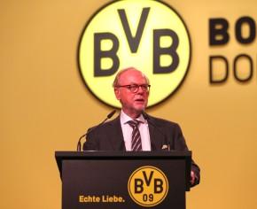 Gerd Pieper ist neuer und alter Vizepräsident