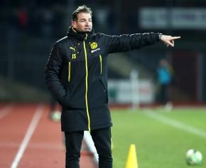 Jan Siewert konnte mit der Leistung seines Teams zufrieden sein