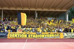 Endlich wieder Fußball - die UvdA