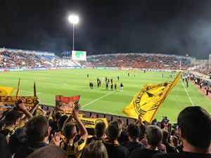 Die Mannschaft nach Abpfiff (Foto: Josef Köppel)