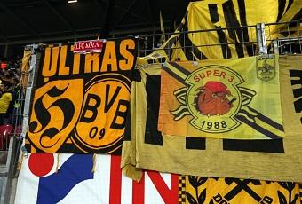 Mit 0231 Riot hat sich zuletzt auch in Dortmund eine rechtsoffene Hooligangruppe zu etablieren versucht