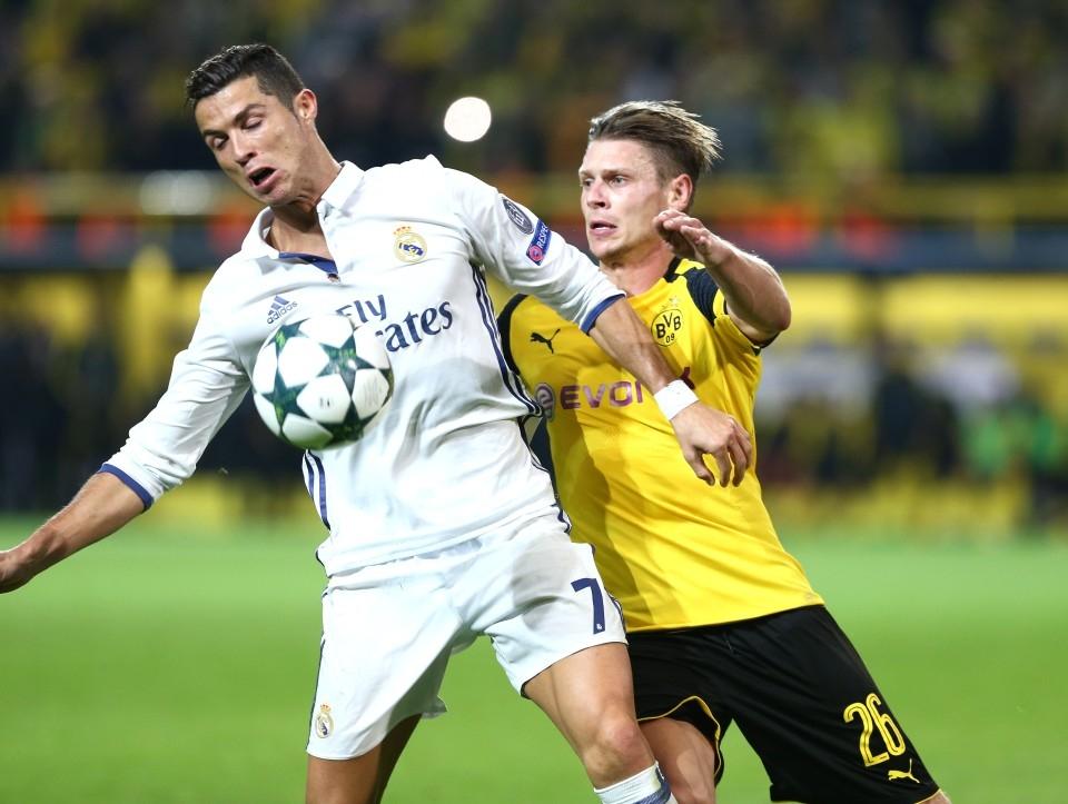 Ronaldo schon im Hinterkopf?