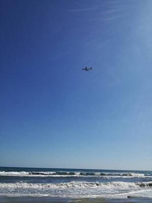 Treffpunkt der Borussen: Mackenzie Beach.
