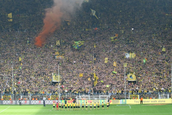 Mit Metzelder gewann der BVB gegen GE