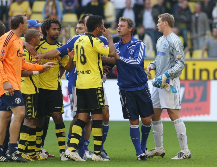 """""""Manuel Neuer soll das ganze angezettelt haben."""""""